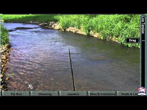 Fly Fishing Simulator Video Game - Tight Lines Sakmeister!