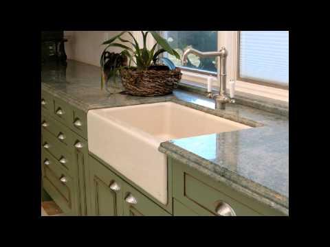 Farmhouse sink: 47 ideas for cottage-style kitchens