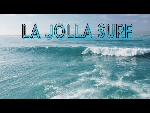 La Jolla Surf December 17-18th XL SWELL | 8-12ft waves