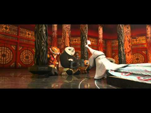 Kung Fu Panda 2 - Kickin' It With The Cast