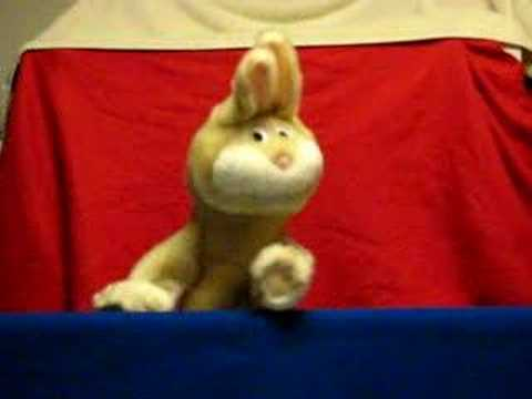 Easter Puppet 2008