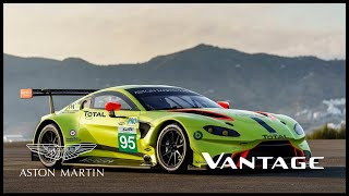 Vantage GTE: The Birth Of A Future Champion