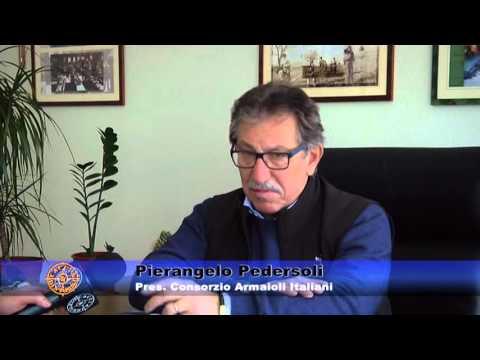 Consorzio Armaioli Italiani  Intervista al Presidente  Pedersoli