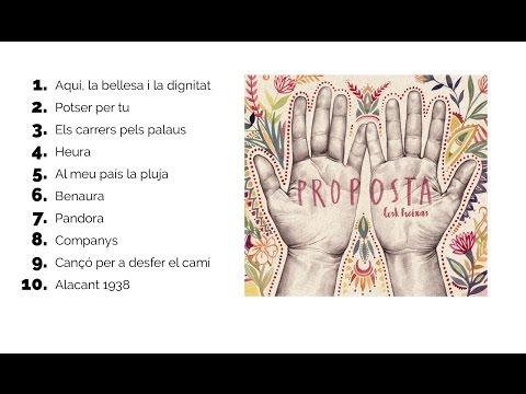 Cesk Freixas - PROPOSTA (àlbum complet oficial)