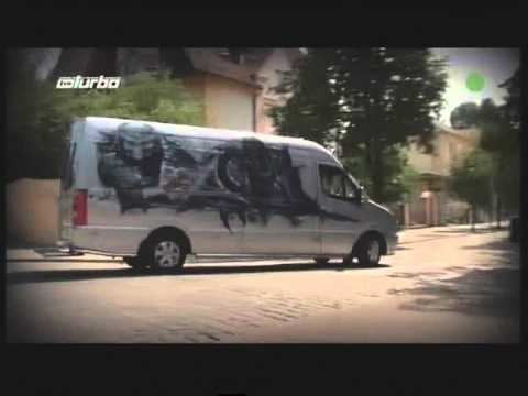 volkswagen crafter 2 5 180km tuning na osi youtube. Black Bedroom Furniture Sets. Home Design Ideas