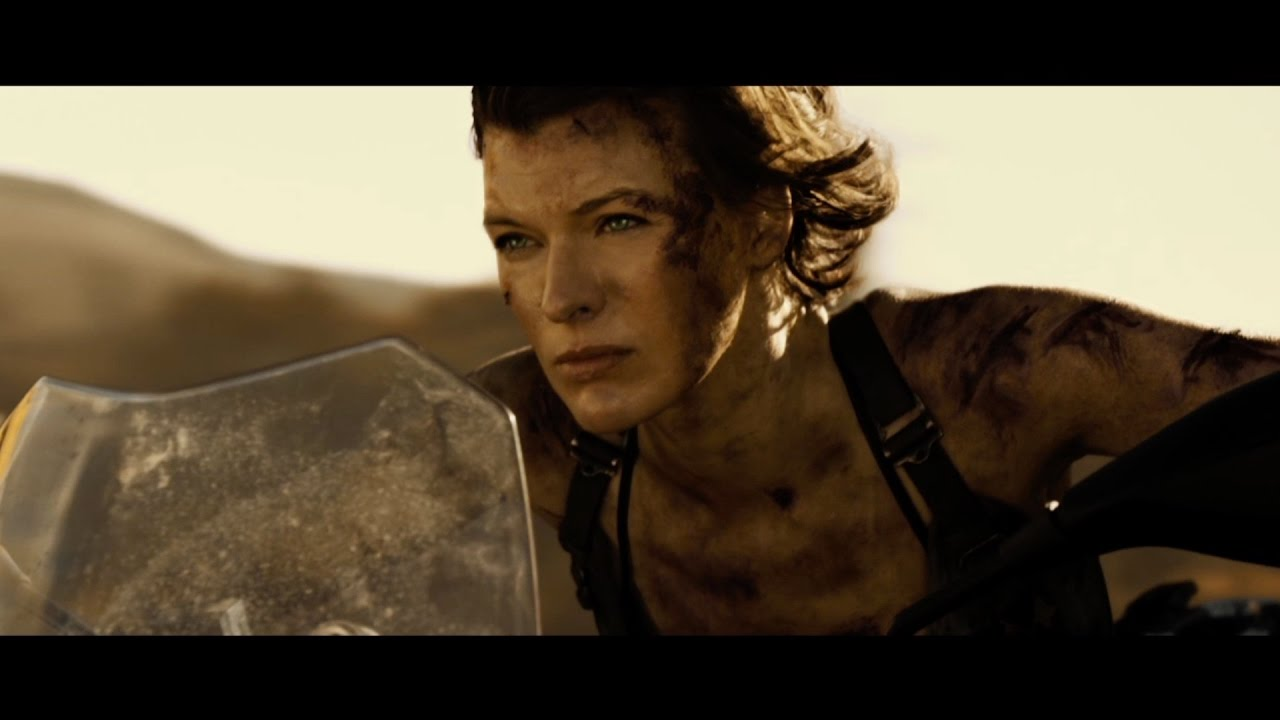 Download 'Resident Evil: The Final Chapter' (2017) Official Trailer 2   Milla Jovovich