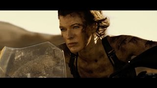 'Resident Evil: The Final Chapter' (2017) Official Trailer 2 | Milla Jovovich