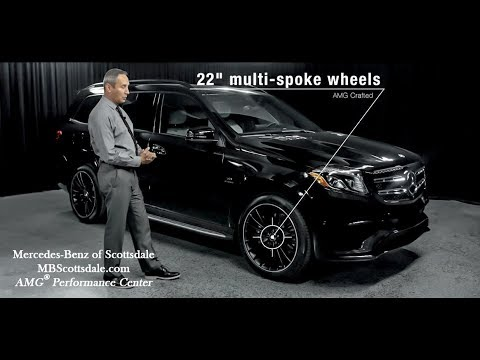 New 2018 mercedes benz gls class gls 63 amg exterio for Mercedes benz of arrowhead reviews
