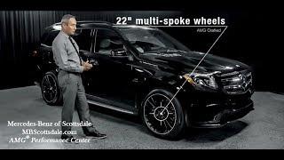 2018 Mercedes-Benz GLS 63 AMG SUV - AMG SUV from Mercedes Benz of Scottsdale Gilbert Phoenix