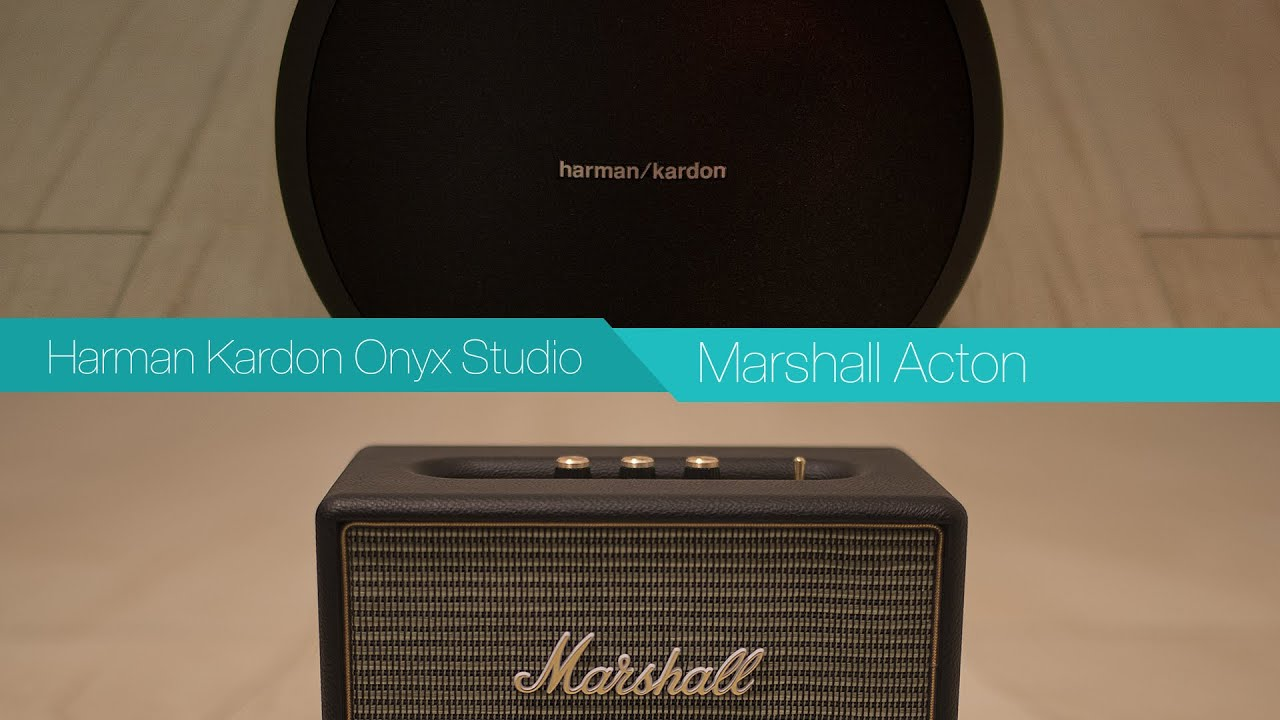 Marshall Acton Multi-room - test and review - ReviewZorro