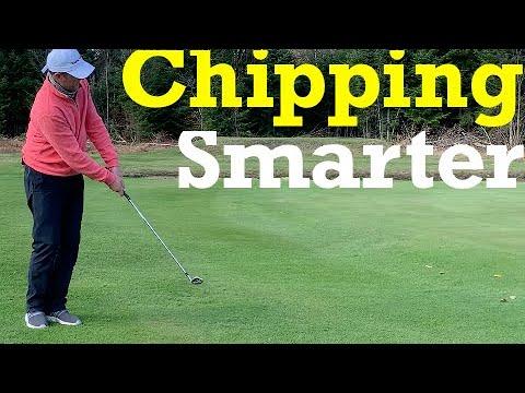 Chipping Smarter - Golf Practice Before a Round - IMPACT SNAP