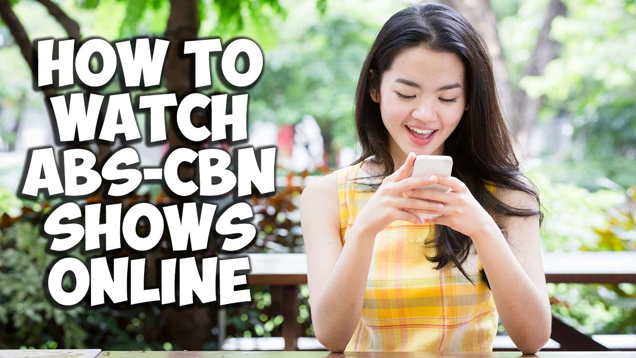 Watch ABS-CBN Shows Online - iWant TV App (2017)