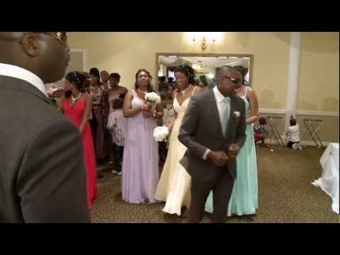 Toronto Nigerian Bridal Party Entrance At Wedding Reception Videographer Photographer Gta