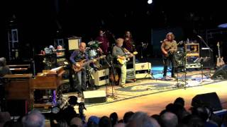 Furthur, Pride of Cucamonga, Shoreline 6-3-11