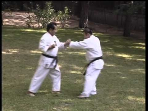 Okinawa Karate training - Entrainement de Karate traditionnel