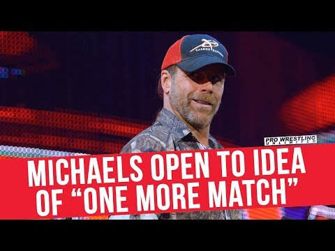 Shawn Michaels Open To The Idea Of