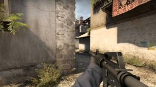 CS:GO - Every time before pulling out a nade