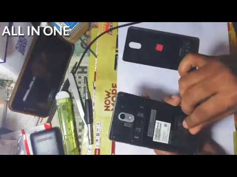 Lenovo Vibe P1ma40 Broken LCD Display Replacement Gsm Guide