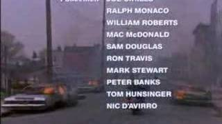 Death Wish 3 III End Scenes Charles Bronson