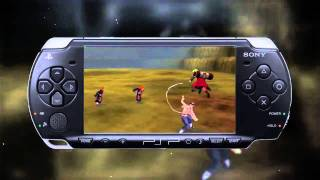 Naruto Shippuden: Ultimate Ninja Impact - Announcement Trailer (PSP)