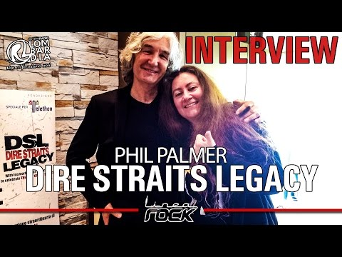 PHIL PALMER - Dire Straits Legacy @Linea Rock 2017 by Barbara Caserta