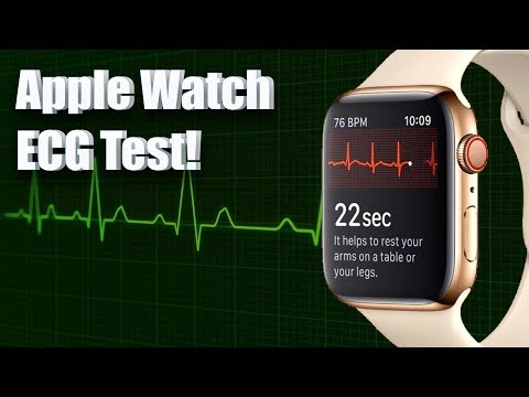 Apple Watch ECG! (How to)