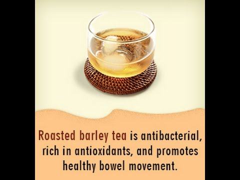 9 Health Benefits of Roasted Barley Tea