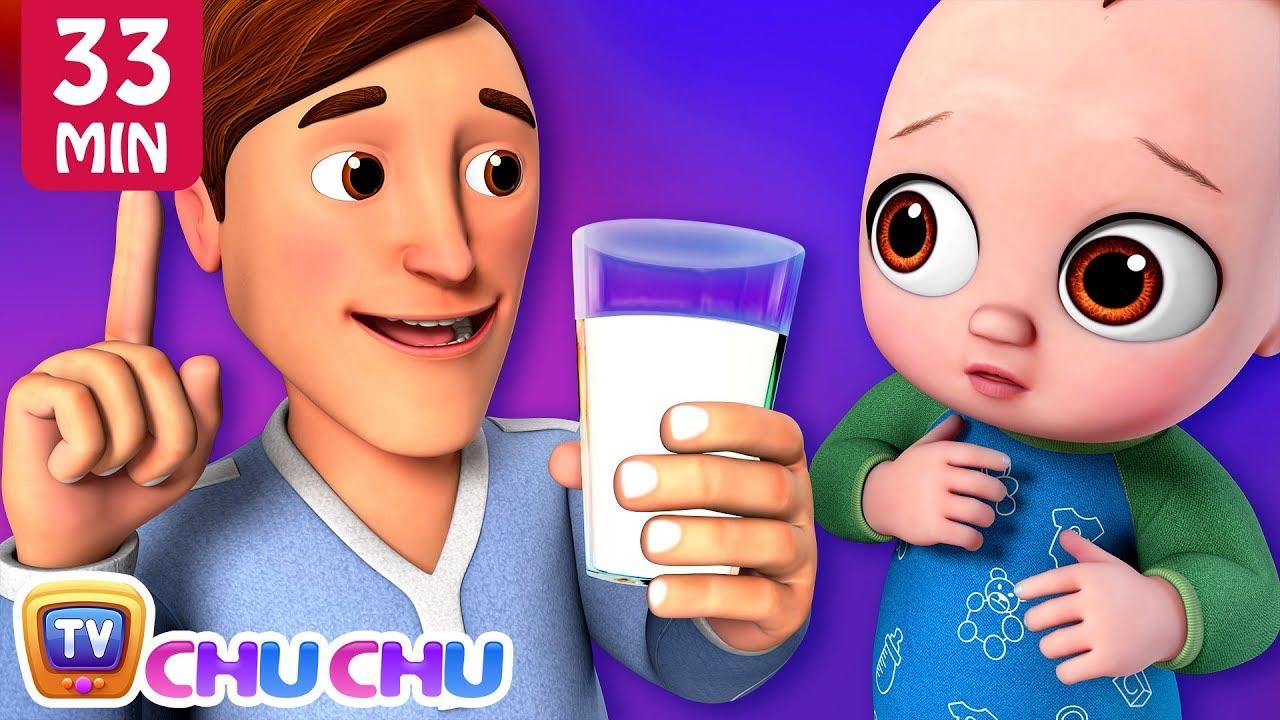No No Milk Song + More ChuChu TV Baby Nursery Rhymes & Kids Songs