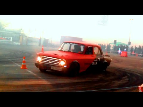Drift moskvich 412 part 2