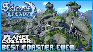 Arcadia Rising! Is this the best coaster ever made?! Come see the b...