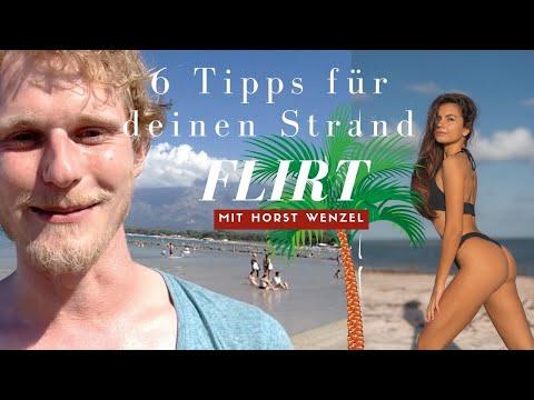 Flirt Am Strand - 6 Praktische Tipps
