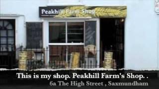 Peakhill Farm's Shop Shop