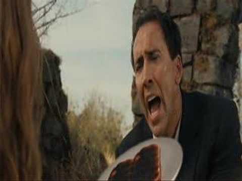 Nicolas Cage Wicker Man Burning