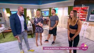 Egy órás edzést is kiválthat a Tabata módszer? - tv2.hu/fem3cafe
