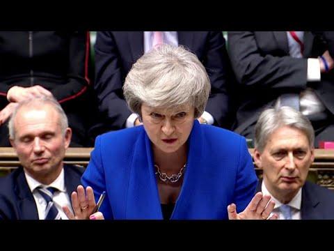 بريكسيت: البرلمان البريطاني يجدد الثقة في حكومة تيريزا ماي  - نشر قبل 56 دقيقة