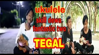 Download lagu UKULELE SKIL DEWA!! FANTASTIC TWO YANG LAGI VIRAL