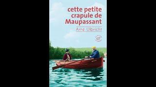 Nuit de la littérature 2020 / Arne Ulbricht - Allemagne