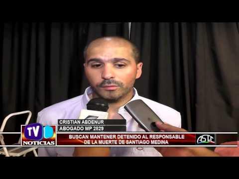 Solicitan Justicia por Santiago Medina
