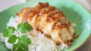 Pineapple Chicken Teriyaki Recipe