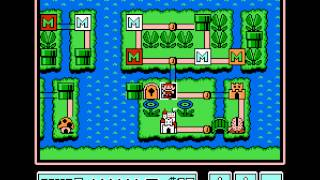 Super Mario Bros 3 - Free coins and Long Play (NES) - User video