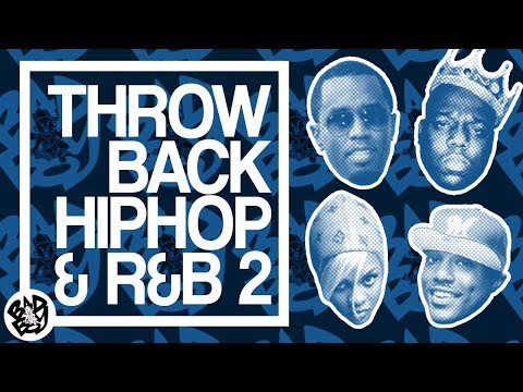 90's Hip Hop and R&B Mix | Best of Bad Boy | Throwback Hip H