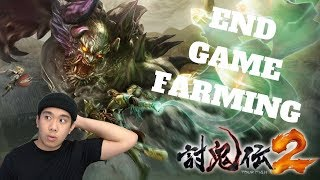 END GAME FARMING - TOUKIDEN 2 (PC) Live Stream and More