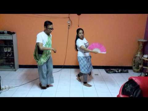 Tari Tenggang-Tenggang Lopi (Sulawesi Barat)