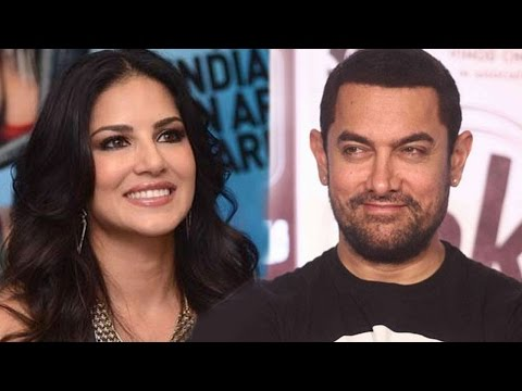 Sunny Leone wants to work with Aamir Khan...