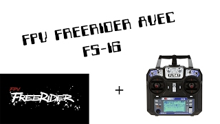 [Фр]роз'єм СА ФС-і6 з FPV фрирайдер