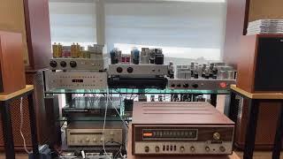 AR리시버, 피셔500T, 웨스턴 앰프 비교 청음 / …