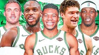Gambar cover The BEST Milwaukee Bucks Plays of the 2020 Season! - Amazing Season!