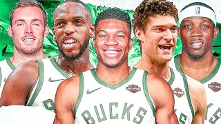 The BEST Milwaukee Bucks Plays of the 2020 Season! - Amazing Season!