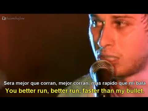 Foster The People - Pumped Up Kicks [Lyrics English - Español Subtitulado]