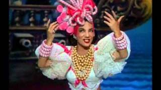 "Carmen Miranda - ""I"